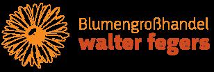 Blumengrosshandel Walter Fegers - Logo