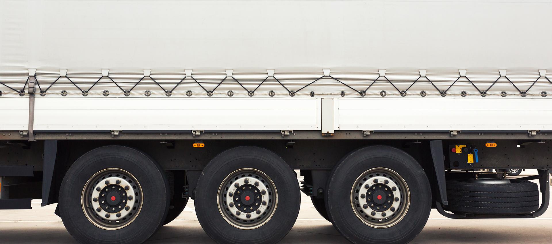 Blumengrosshandel Walter Fegers - truck